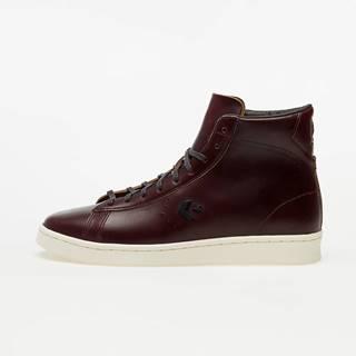 Converse Pro Leather Ganache/ Egret/ Black
