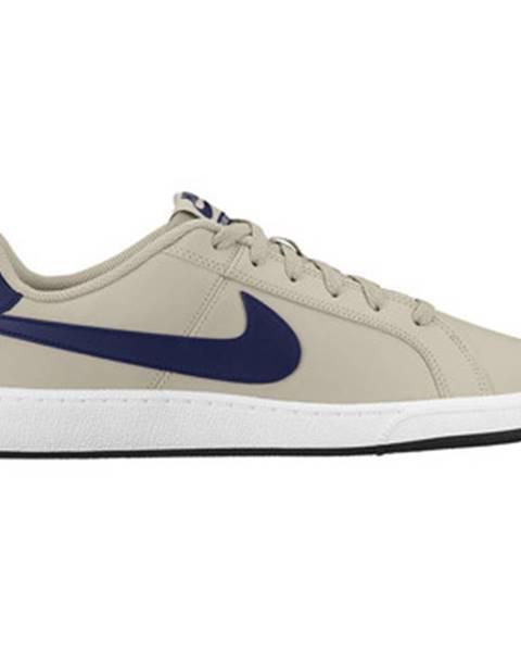 Béžové tenisky Nike