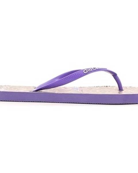 Fialové topánky Gio Cellini