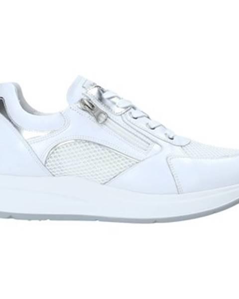 Biele tenisky Nero Giardini