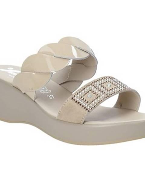 Béžové topánky Susimoda