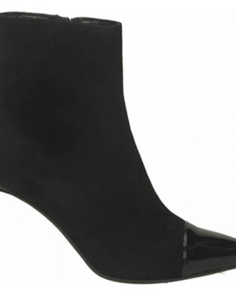 Čierne topánky Guglielmo Rotta