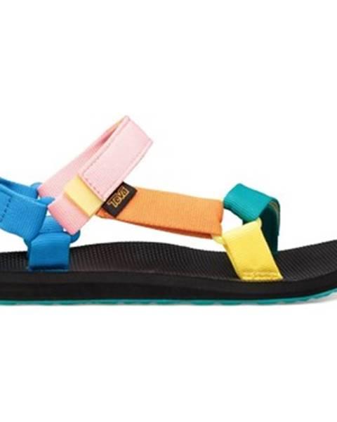Viacfarebné sandále Teva