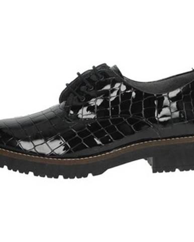 Čierne topánky Pitillos