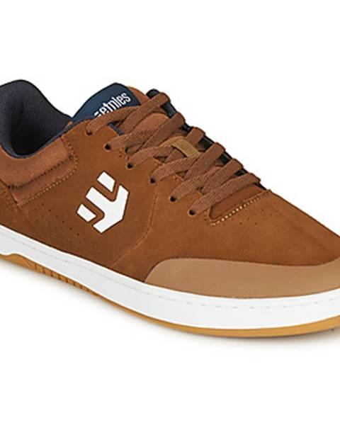 Hnedé topánky Etnies