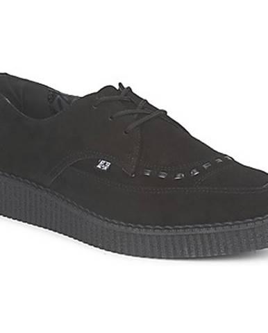 Čierne topánky TUK