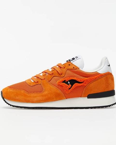 Oranžové tenisky Kangaroos