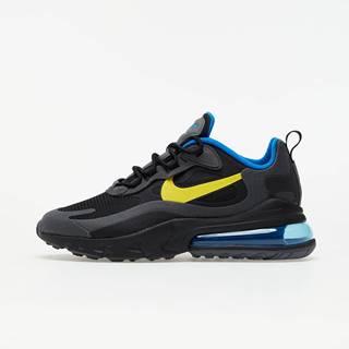 Nike Air Max 270 React Black/ Tour Yellow
