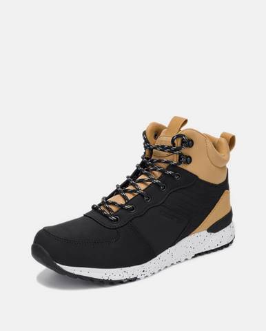 Čierne topánky SAM 73