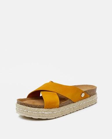 Horčicové papuče OJJU
