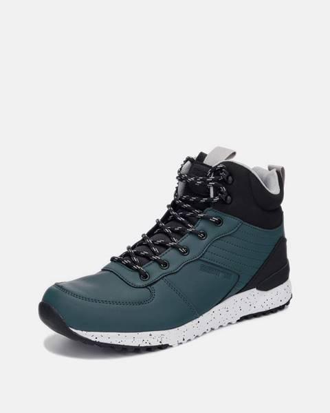 Tmavomodré topánky SAM 73