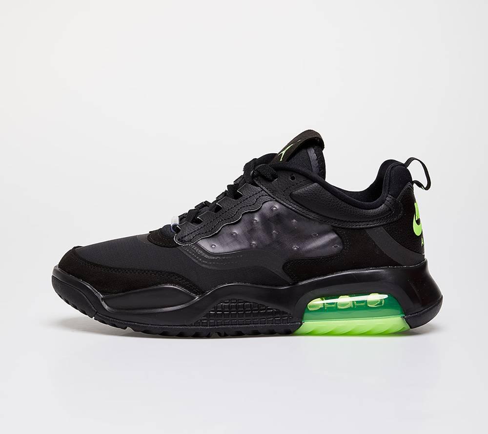 Jordan Jordan Max 200 Black/ Electric Green