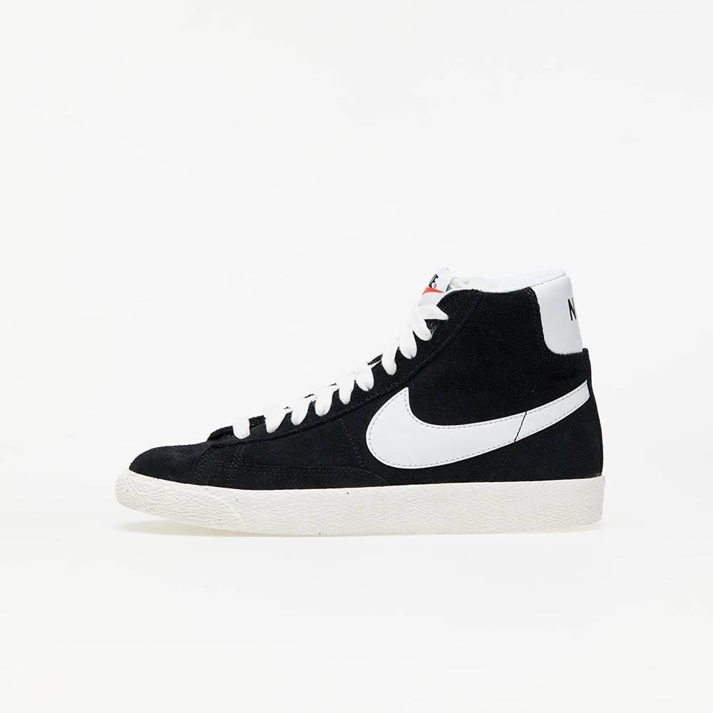 Nike Blazer Mid GS Black/ White