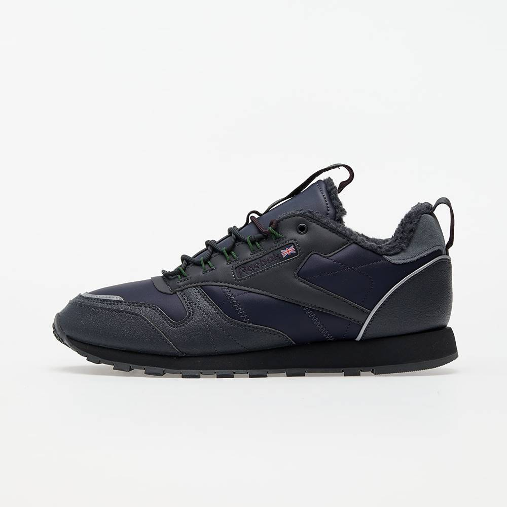 Reebok Classic Leather MU Power Navyv/ Cdgry7/ Trace Grey 8