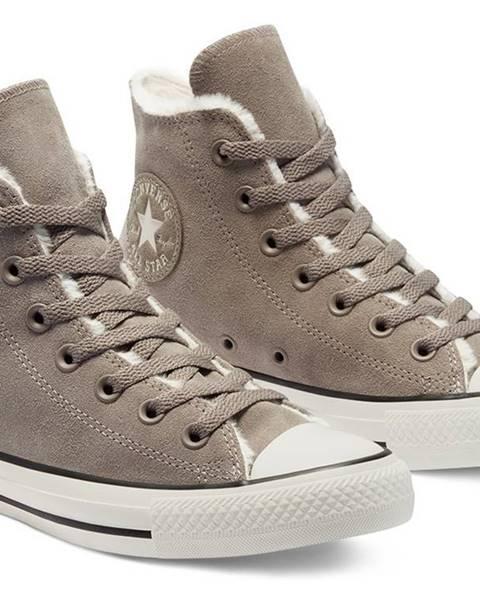 Béžové tenisky Converse