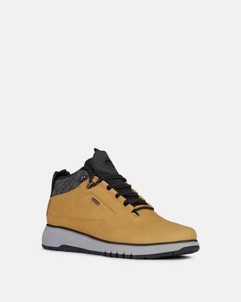 Žlté topánky Geox