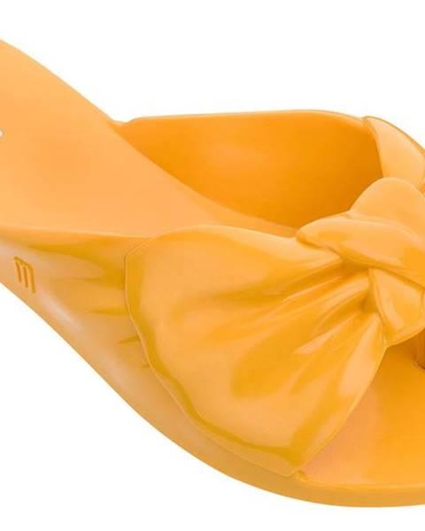 Žlté papuče Melissa