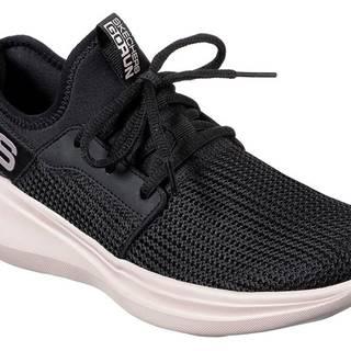 Skechers čierne tenisky Go Run Fast Quick Step