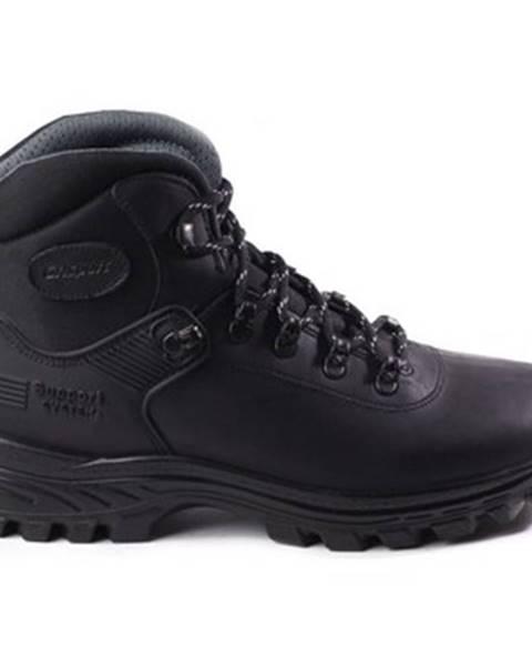 Čierne topánky Grisport