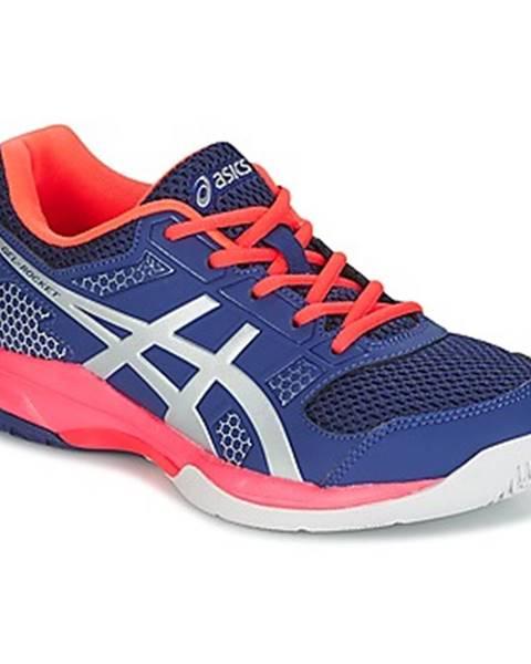 Modré topánky Asics