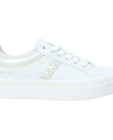 Biele tenisky Napapijri