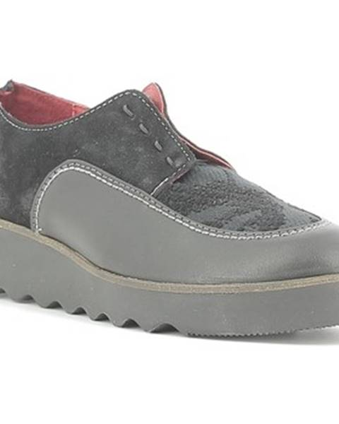 Čierne topánky Desigual