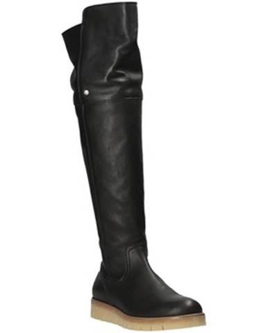 Čierne čižmy Liu Jo