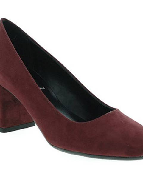 Červené lodičky Grace Shoes