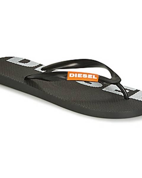 Čierne topánky Diesel