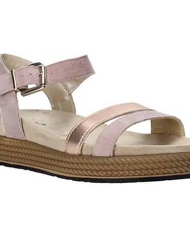 Ružové sandále IGI CO