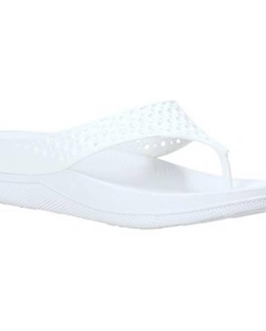 Biele topánky FitFlop
