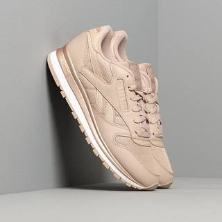 Classic Leather Modern Beige/ Rose Gold/ White