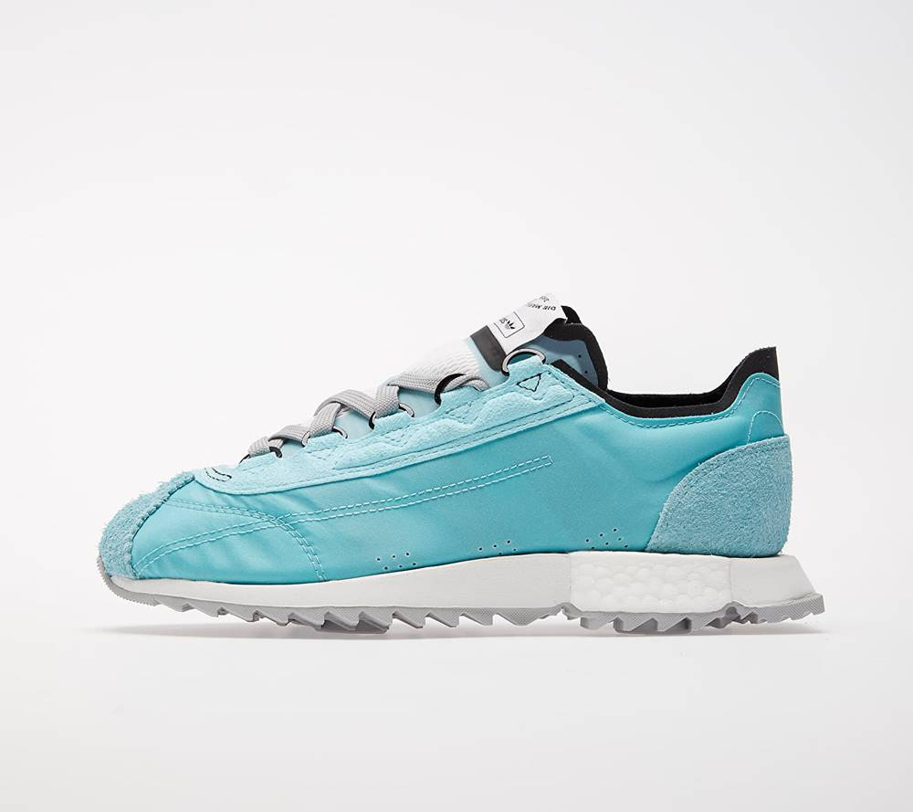 adidas Originals adidas SL 7600 W Blue Spirit/ Core Black/ Crystal White