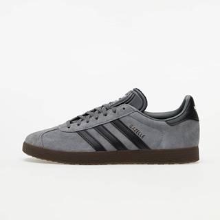 adidas Gazelle Grey Four/ Core Black/ Gum 5