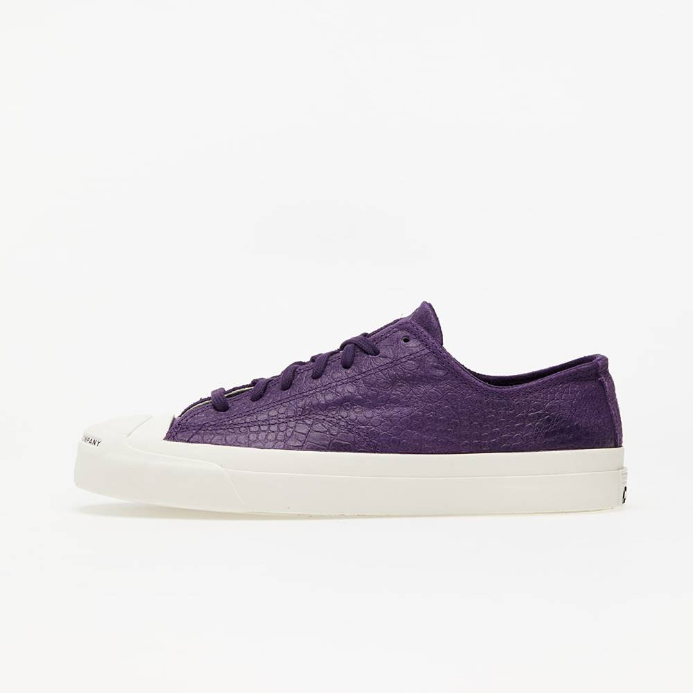 Converse x Pop Trading Jack Purcell Pro Low Grand Purple/ Black
