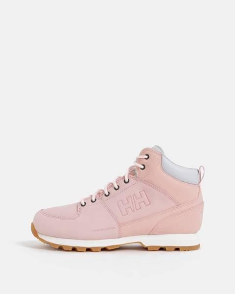 Ružové topánky Helly Hansen