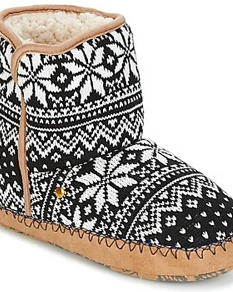 Čierne papuče Cool shoe