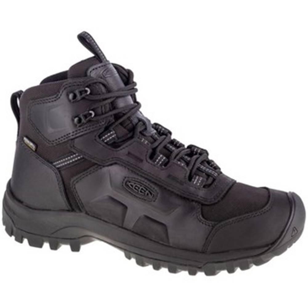 Keen Turistická obuv  Basin Ridge Mid WP