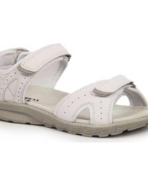 Biele sandále American Club