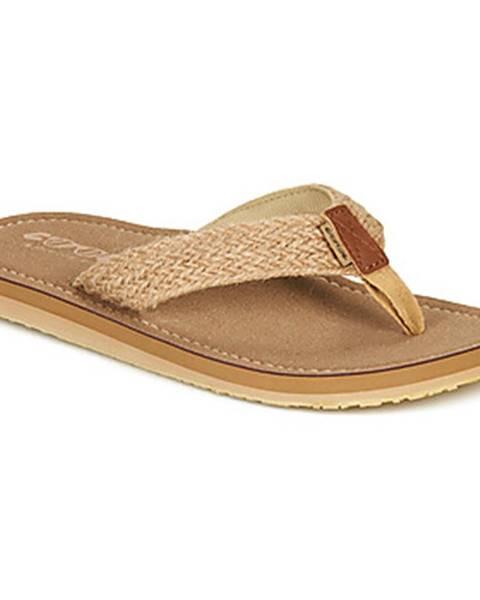 Béžové topánky Cool shoe