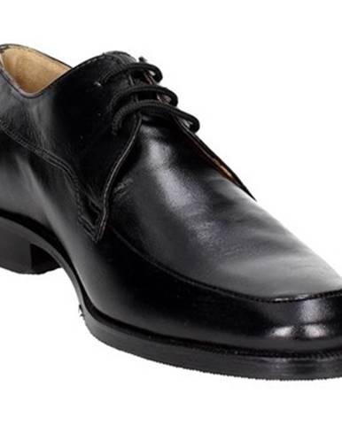 Čierne topánky Fontana