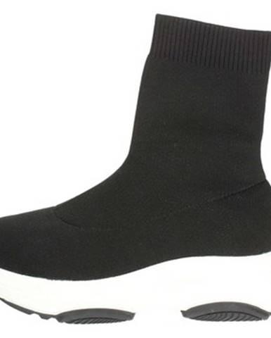 Čierne tenisky So-Us
