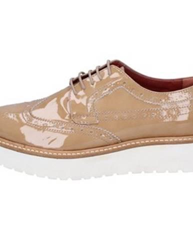 Béžové topánky Triver Flight