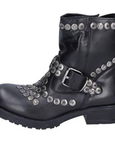 Čierne topánky Brawn's