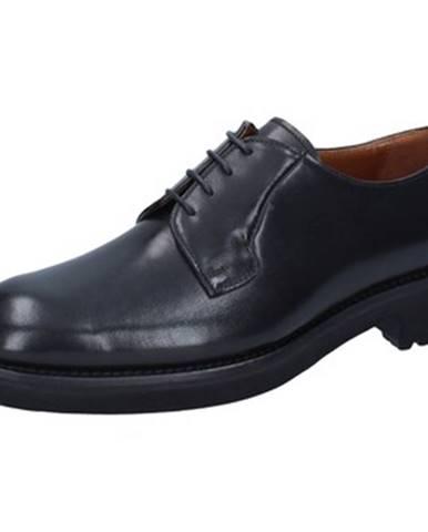 Čierne topánky Alexander