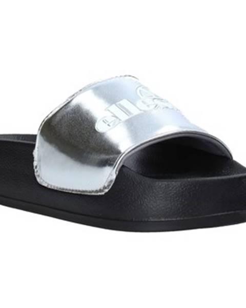 Strieborné topánky Ellesse