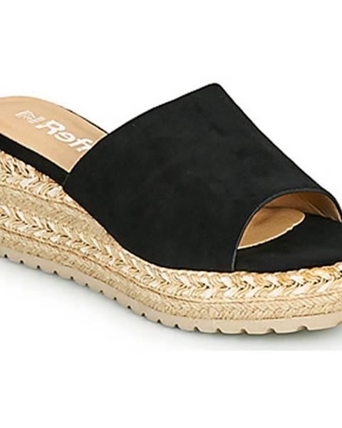 Čierne topánky Refresh