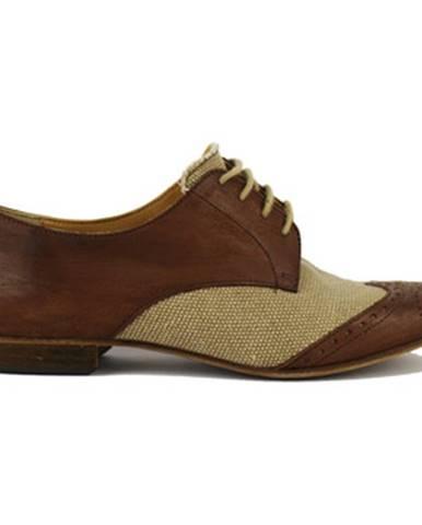 Béžové topánky Chiarini Bologna