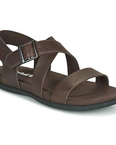 Hnedé sandále Timberland