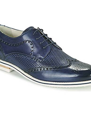 Modré topánky Melvin   Hamilton
